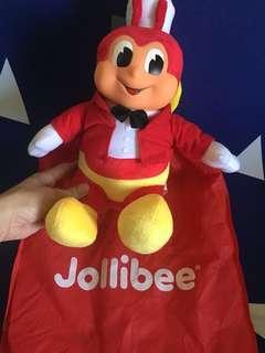 Jollibee Doll Huggable