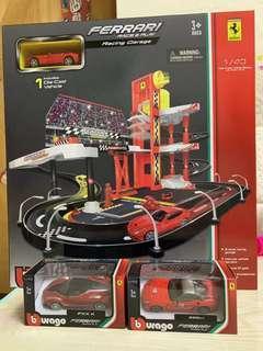 Ferrari 法拉利多層賽道套裝