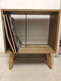 木紋雜誌架