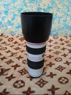Lensa Canon 70-200mm F4