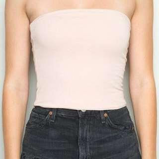 Brandy Melville Blush Jenny Tube Top