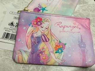 Disney Store💕全新Rapunzel Coins Bag