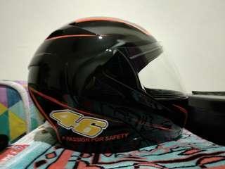 Helmet fullface Xdot