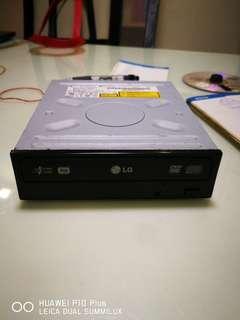 LG Super Multi DVD Writer Model: GSA-H10N
