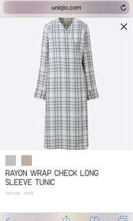 UNIQLO HANA TAJIMA WRAP TUNIC 2018 RAYA COLLECTION