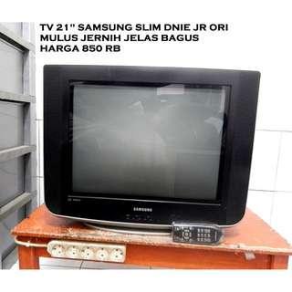 Samsung DNie Jr Slim N FLat Ori Bagus 21 inc Katapang Kab.Bandung