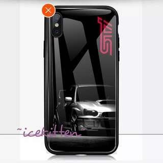 GDA GDB Wrx Sti Phone Case