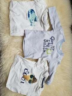Mexx and Benetton designer baby size 0-3mths