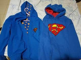 "Superman Jacket & superman Hoodie ("" Men & Women "") can wear"