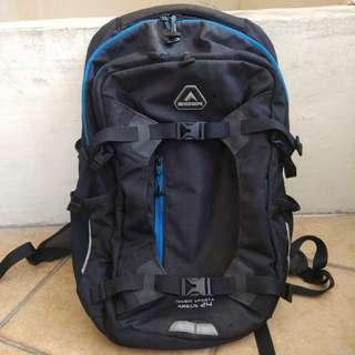 Tas Backpack Eiger Diario Sparta Areus 24L Original like Bodypack Kalibre TNF Uniqlo