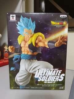 🚚 Dragon Ball Super : Broly Ultimate Soldiers