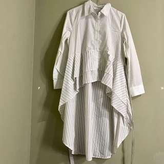 Omara White Shirt