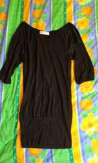 Black tops (Size S) 3 pieces for $14