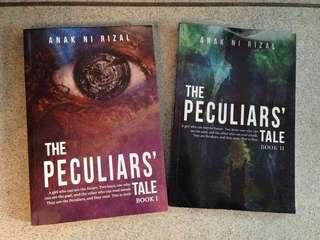 REPRICED! The Peculiars' Tale book 1 and 2 bundle