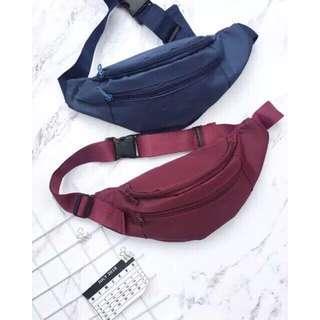 waist bag plummy