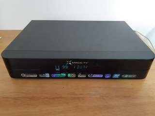 MAGIC TV7000D mini高清機頂盒