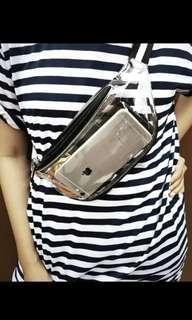Waist Bag Transparant