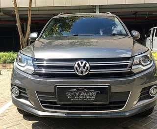 Volkswagen tiguan TSI highline 1.4 2013
