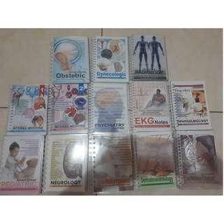 Medical mini notes - 13 buku