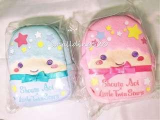 包平郵Little Twin Stars 小背包造型 掛飾 袋仔