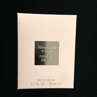 Abercrombie and Fitch perfume