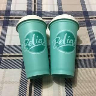 Starbucks Believe Reusable Cup
