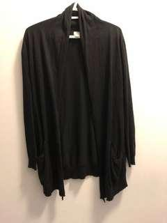 Wilfred Aritzia Black Cardigan size S