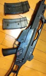 汽槍wargame g36