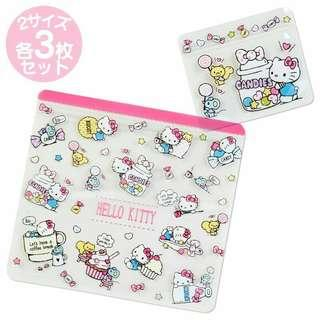 Hello Kitty 收納袋套裝
