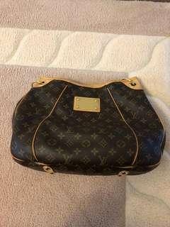 Authentic LV Galleria PM in Monogram