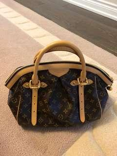 Authentic LV Monogram Tivoli GM purse