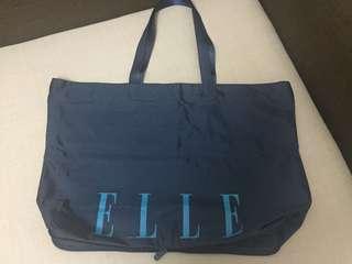 Elle foldable big bag