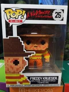 """Funko Pop Freddy Krueger """"A Nightmare on Elm Street"""" #25"""