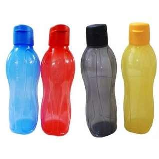 Tupperware Eco Bottle Flip 1L (Set of 4)