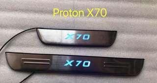 PROTON X70 SILL PLATE