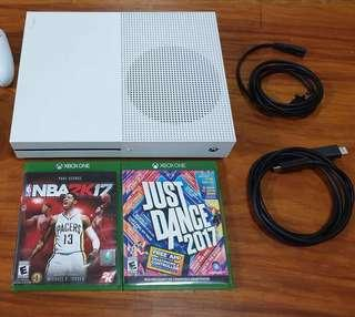 Xbox one S 500gb (latest, slim version)