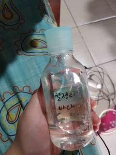 Package Korea Woljeongli bada toner