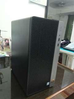 HP Prodesk i3 7gen