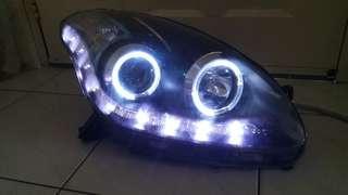 Myvi eagle eye headlamp
