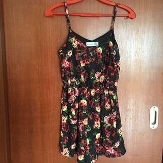 Floral romper (free mail)