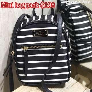 Brand New Instock Authentic Kate Spade Backpack