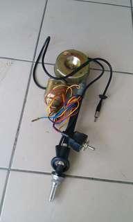 Auto antenna 5 step