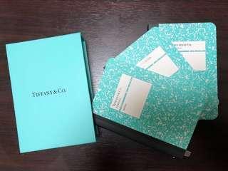 Tiffany notebook
