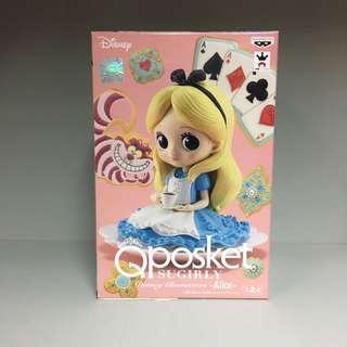 Qposket 迪士尼 Princess Alice