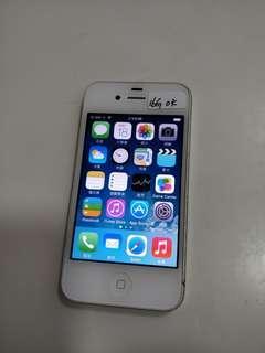 iPhone 4 16G 原装正常可用手機