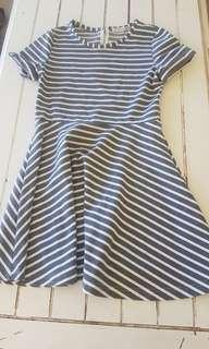 Tobi stripe dress