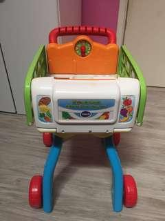 Vtech Shopping & Cook Trolley