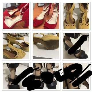 Women shoes - Shoe clear out