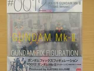 Gundam Fix 高達 #0012 MK-II