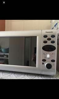 微波燒烤爐